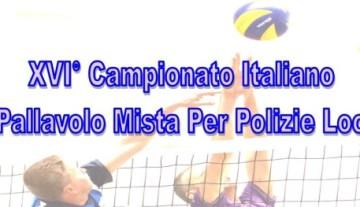 Campionato Italiano Misto Pallavolo per Polizie Locali e Municipali