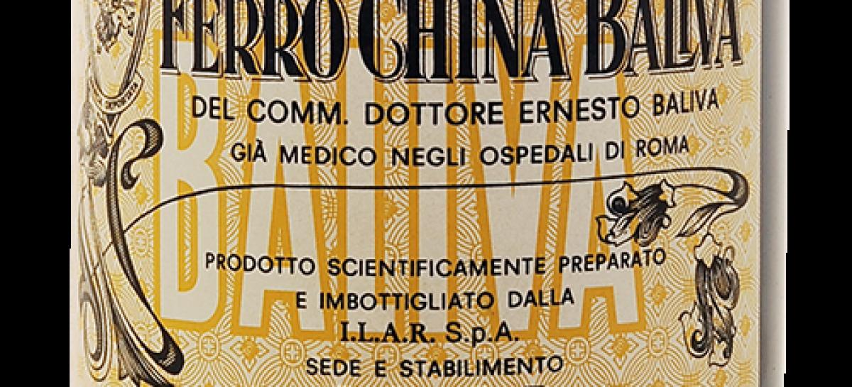 Ferrochina baliva il tonico dei miracoli for Un liquore tonico