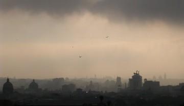 Stop veicoli più inquinanti domani a Roma
