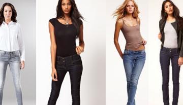 Jeans, i più sexi per la donna? Super skinny e confortevole