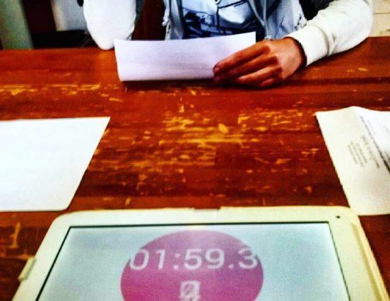 Blogging, corso intensivo con Academy SenzaBarcode