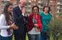 Asilo nido comunale,  piantano ulivi per ricordare