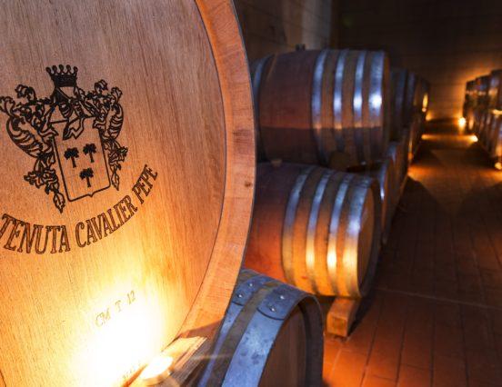 Vitigno Italia a Castel dell'Ovo con la Tenuta Cavalier Pepe