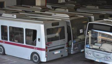 54MLN al Campidoglio da Zingaretti per bus elettrici e mobilità