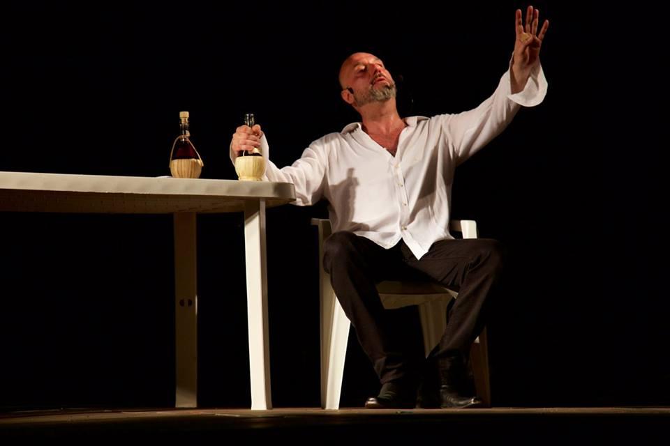 Alcool, di e con Francesco Eleuteri al Teatro Tordinona dal 18 al 23 ottobre