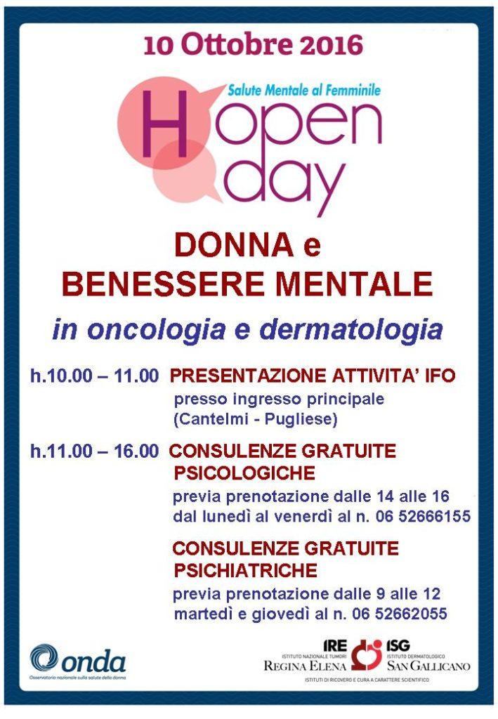 Donna e benessere mentale in oncologia e dermatologia