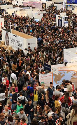 Campus Orienta! Il Salone dello Studente alla Fiera di Roma