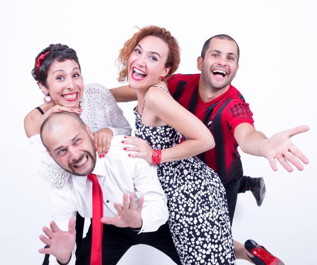 Amore non essere geloso di Andrea Zanacchi, Teatro de' Servi